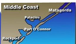 Middle Texas Coast Guides